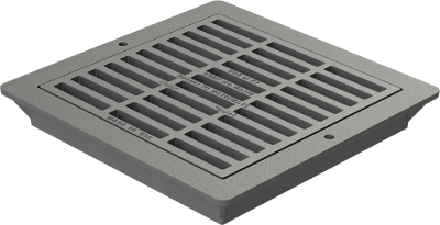 Catch Basin Grates - Available in Square, Round